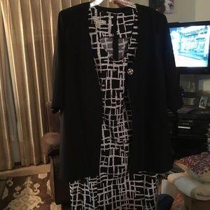 NWOT Professional 2-piece dress